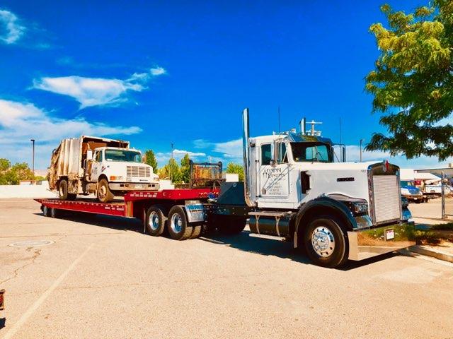 Helsinki Towing Truck